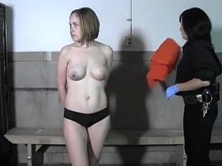 Kinky, Fetish, Prison, Lesbian Jail Homosexual Time