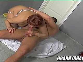 Chubby, Boobs, Grandmother, Jizz, Big tits, Cumshot, Huge