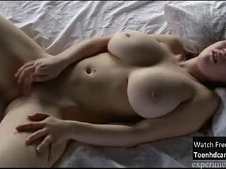 Boobs, Facial, Masturbation, Big tits, Cute, Huge, Clothes ripped