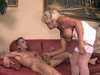 Grandmother nude pics