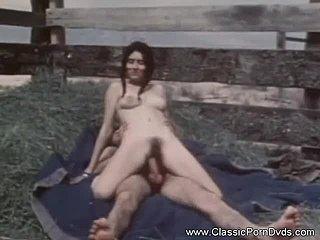 Vintage chlpaté Teen Sex