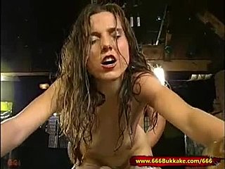 Shemale Accidently Cums In Girl