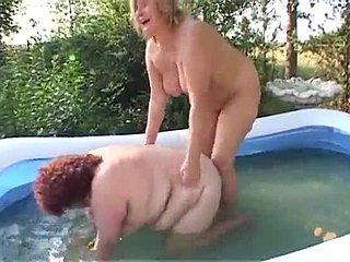 Čierny Lesbičky Sex tribbing