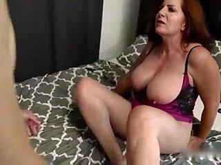 Sex Mom poika puoli