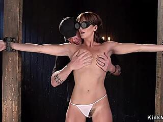 Naked Flogging